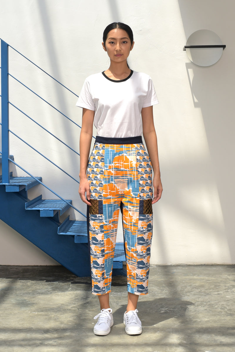 S15 LP04B || SUNSET TROUSERS