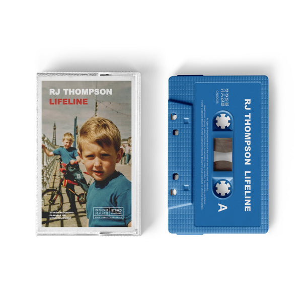 Lifeline - Limited Edition Cassette with AR Experience + Download RJ Thompson