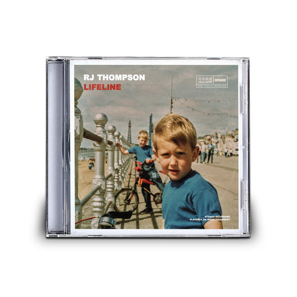 Lifeline - Limited Edition CD with AR Experience + Download RJ Thompson