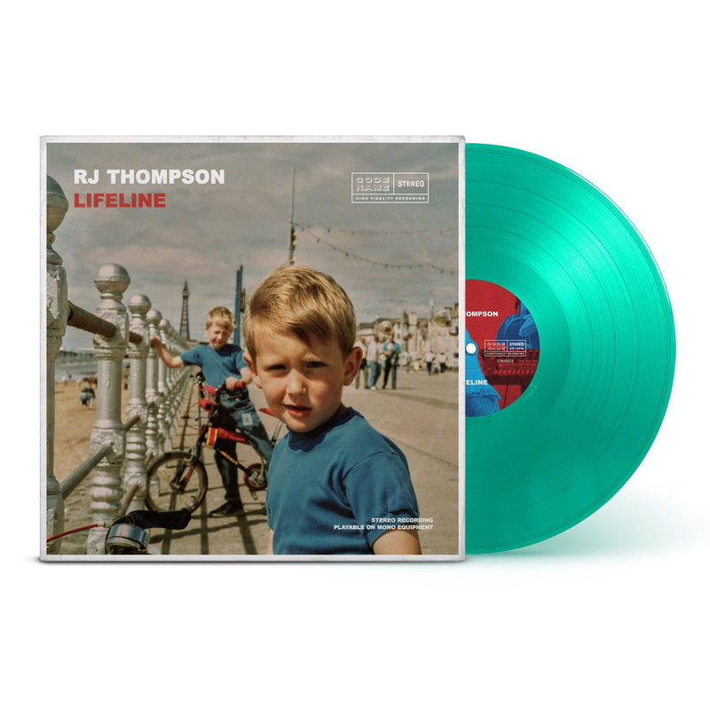 Lifeline - Limited Edition Vinyl with AR Experience (Mint Green) + Download RJ Thompson