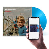 Lifeline - Vinyl (Sky Blue) + Signed CD + Cassette + Download RJ Thompson