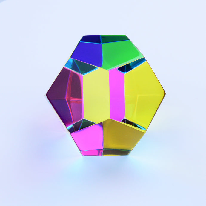 CMY DODECAHEDRON - CMY Cubes