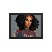 Load image into Gallery viewer, Alicia Keys Captain Marvel