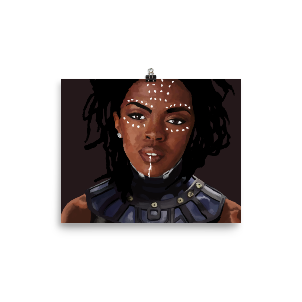 Lauryn Hill Black Panther Shuri