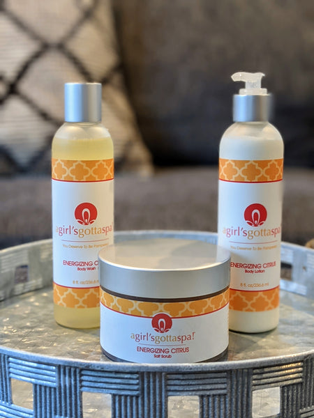 A Girl's Gotta Spa! wholesale products