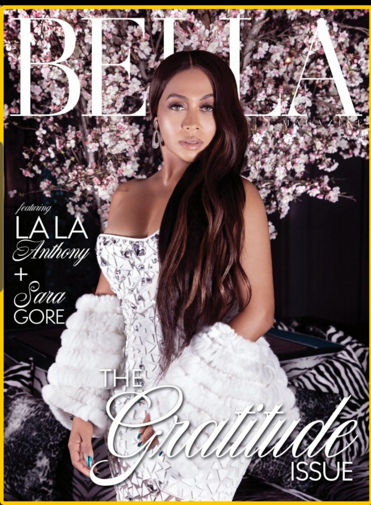 BELLA Magazine Gratitude Issue