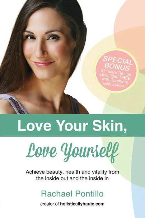 Love Your Skin Love Yourself Book