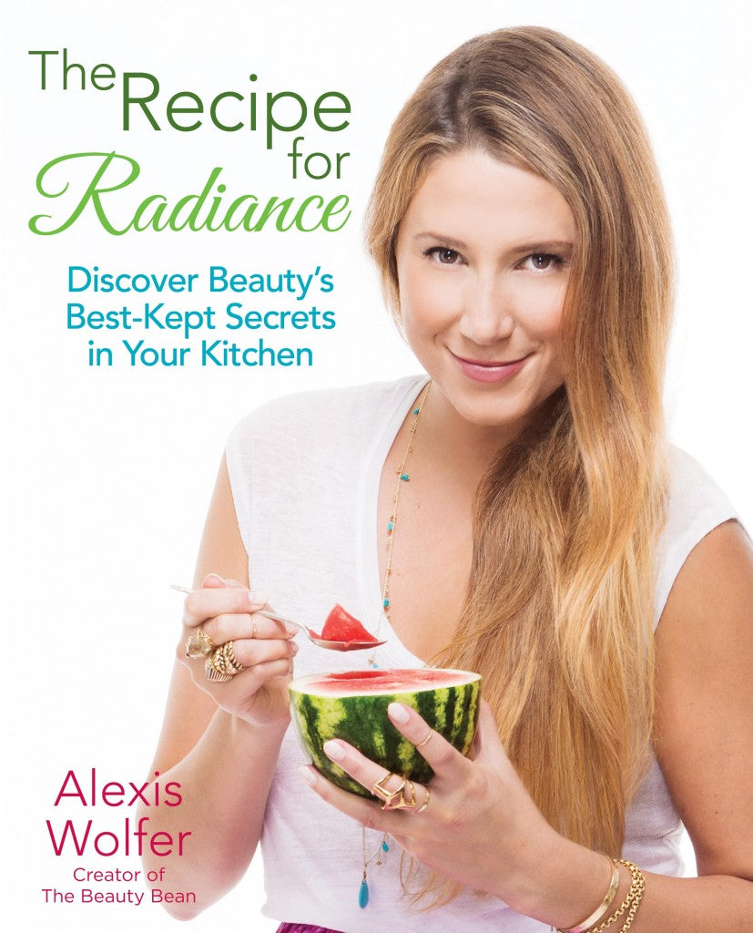 2 delicious recipes from @thebeautybean1 Recipe for Radiance book via @agirlsgottaspa. #beauty #skincare