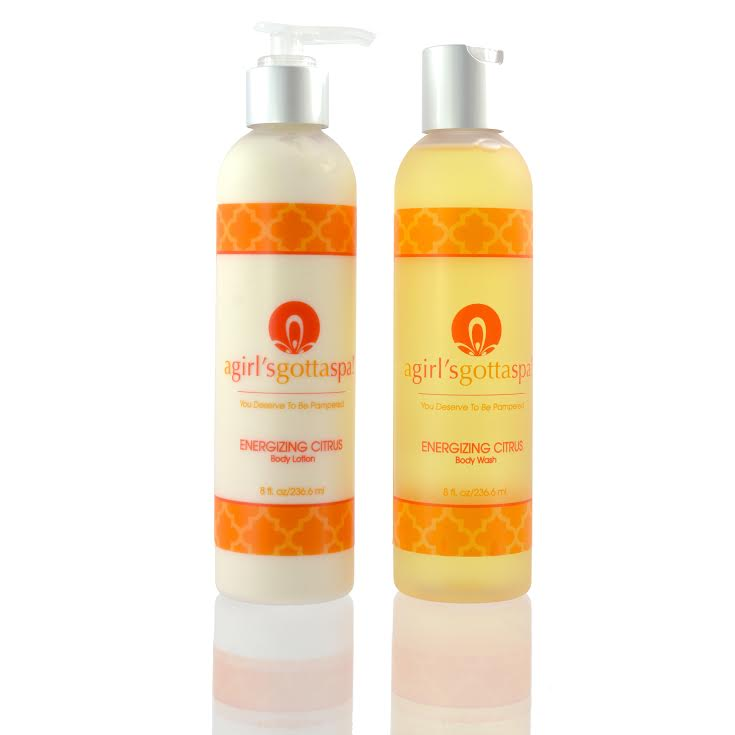 A Girl's Gotta Spa! Energizing Citrus #vegan #crueltyfree #natural