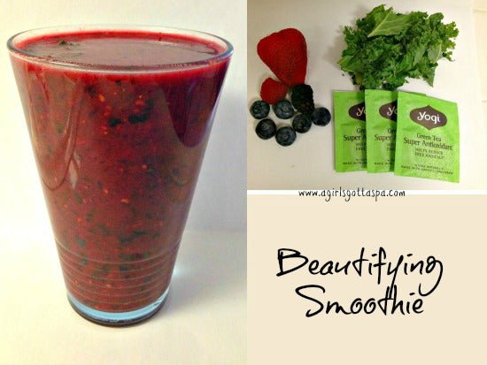 Beautifying Smoothie Recipe