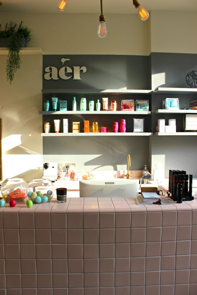 aer blowdry bar London via @agirlsgottaspa