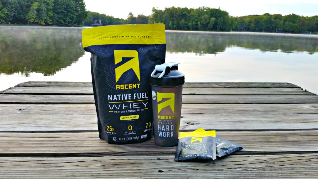 scent Native Fuel™ Whey Protein Powder review via @agirlsgottaspa #PLYogaBBxx #sponsored