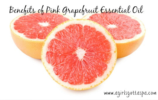 Benefits Pink Grapefruit Essential Oil #bodycare #skincare #beauty