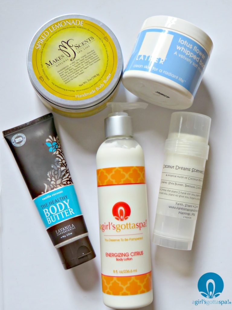 Best body lotions! via @agirlsgottaspa #bodycare #bathandbody #beauty #lotion