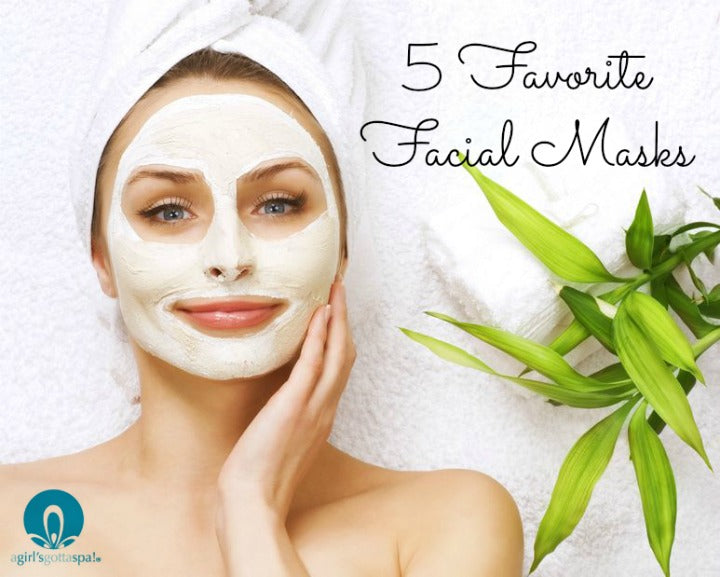 Makeup Wars! Favorite Facial Masks via @agirlsgottaspa