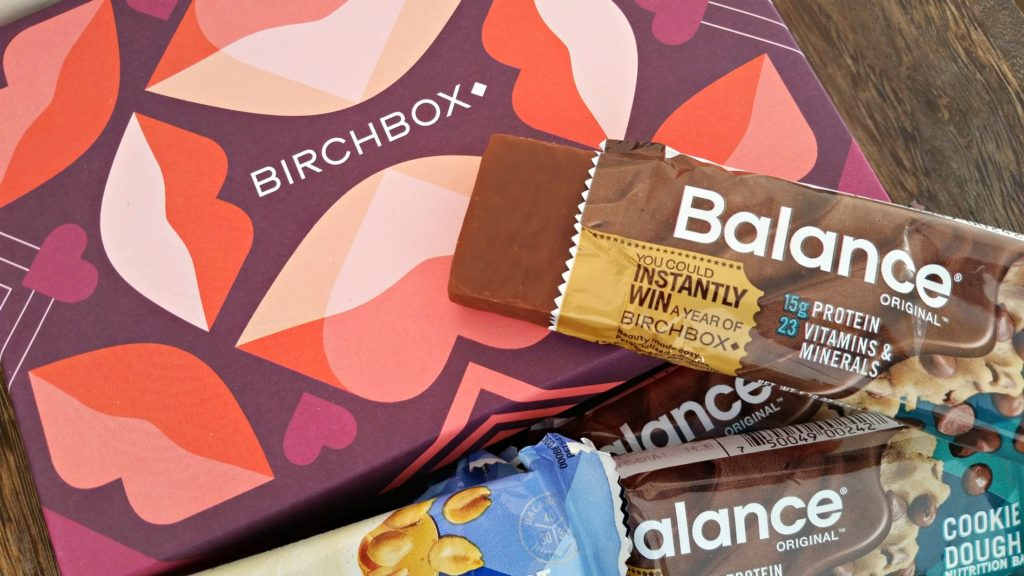 @balancebar and @birchbox team up! Delicious x beauty! via @agirlsgottaspa #sponsored