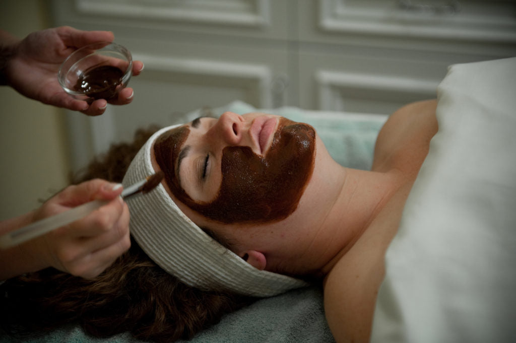 Chocolate Facial at The Spa at the Hotel Hershey