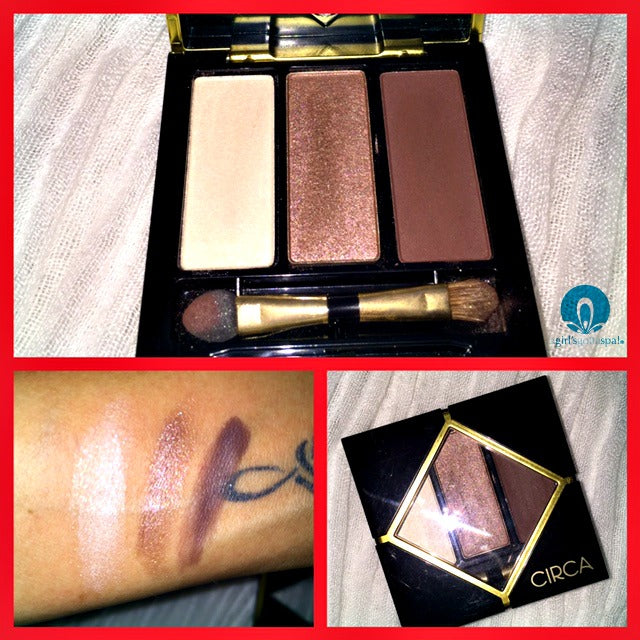 Circa Beauty eye shadow palette review via @agirlsgottaspa