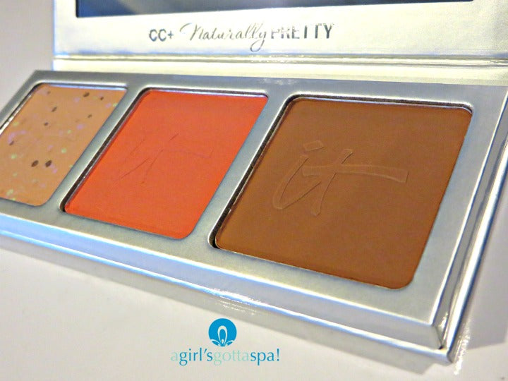 It Cosmetics CC+ Radiance Palette via @agirlsgottaspa #makeup
