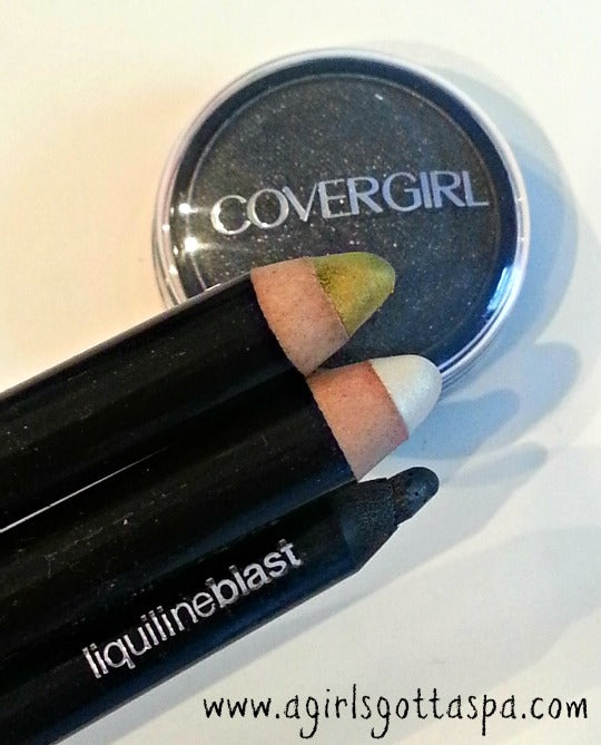 @CoverGirlxo Flamed Out #makeup