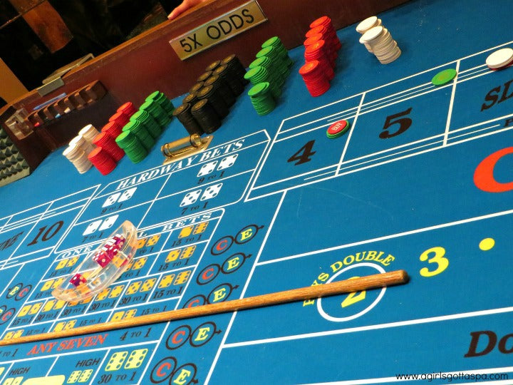 Resorts Casino Atlantic City Craps #DoAC