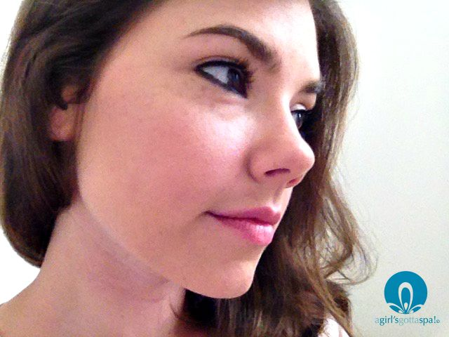 Cuepido Cosmetics ooh blush review via @agirlsgottaspa