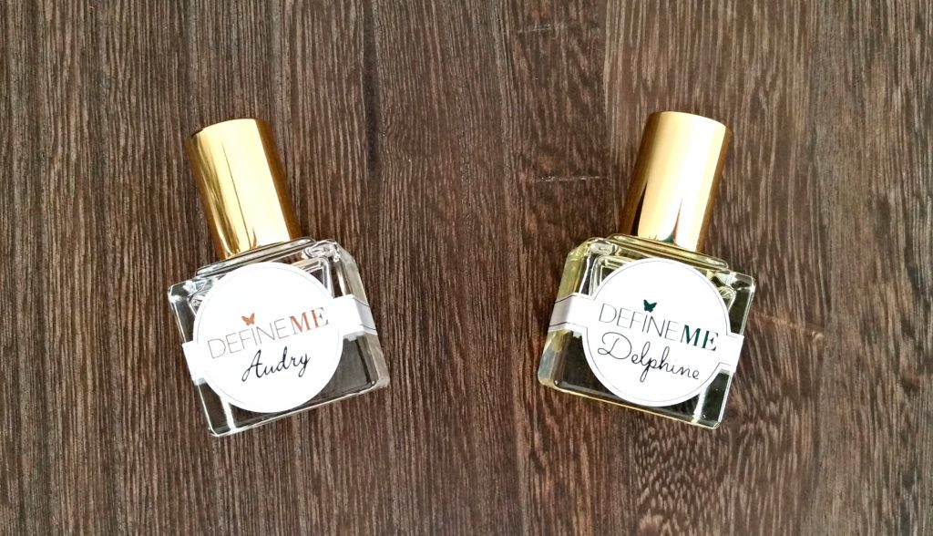 Review of Define Me perfume fragrance oils via @agirlsgottaspa