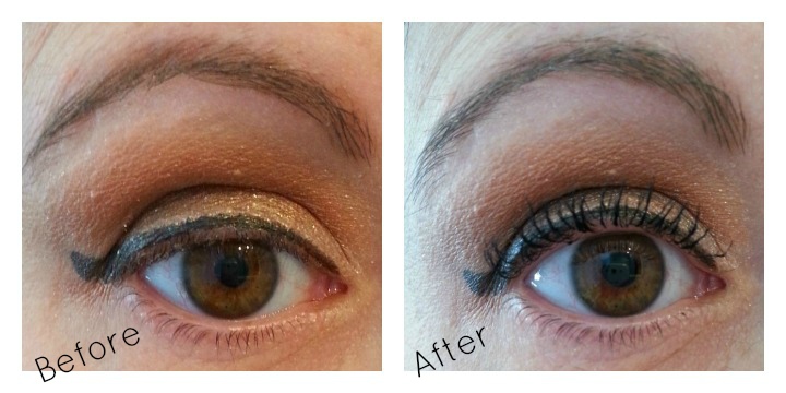 @Pfcosmetics Eye Booster Instant Lash Extension Kit before and after via @agirlsgottaspa #EyeBooster @CNSway