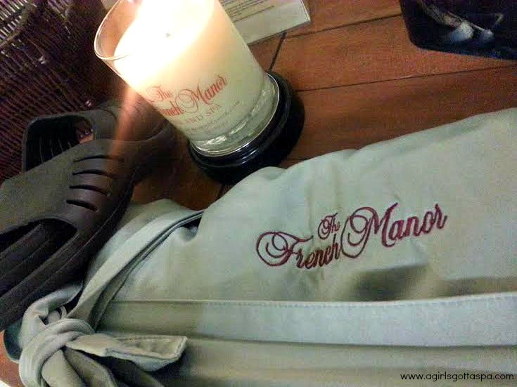 The French Manor Inn and Spa, Le Spa Foret, massage review via @agirlsgottaspa