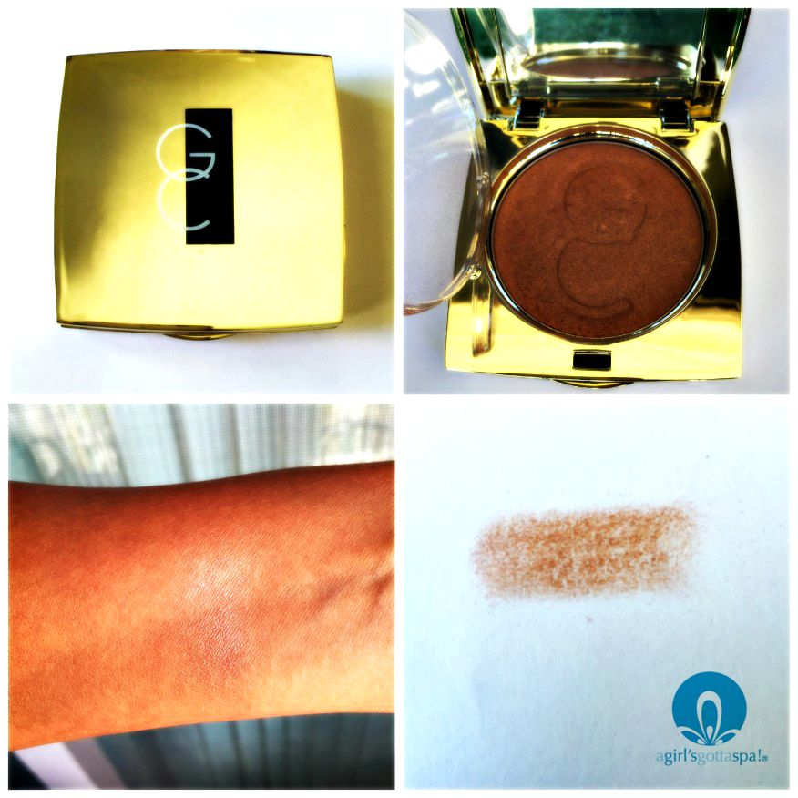 Gerard Cosmetics Star Powder review and swatches via @agirlsgottaspa