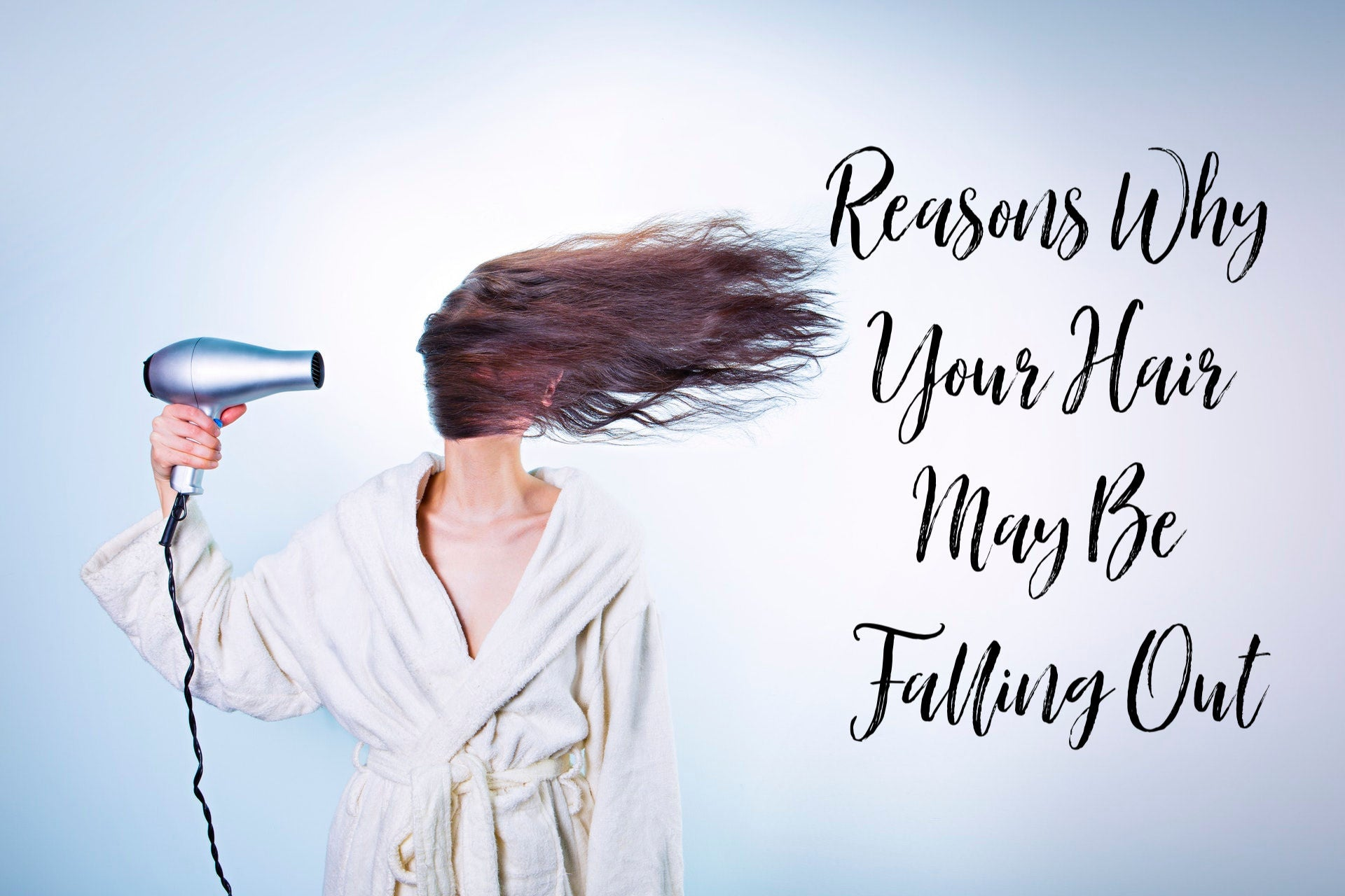 Hair Falling Out? Here are some reasons why that might be happening. #hairloss #haircare #health