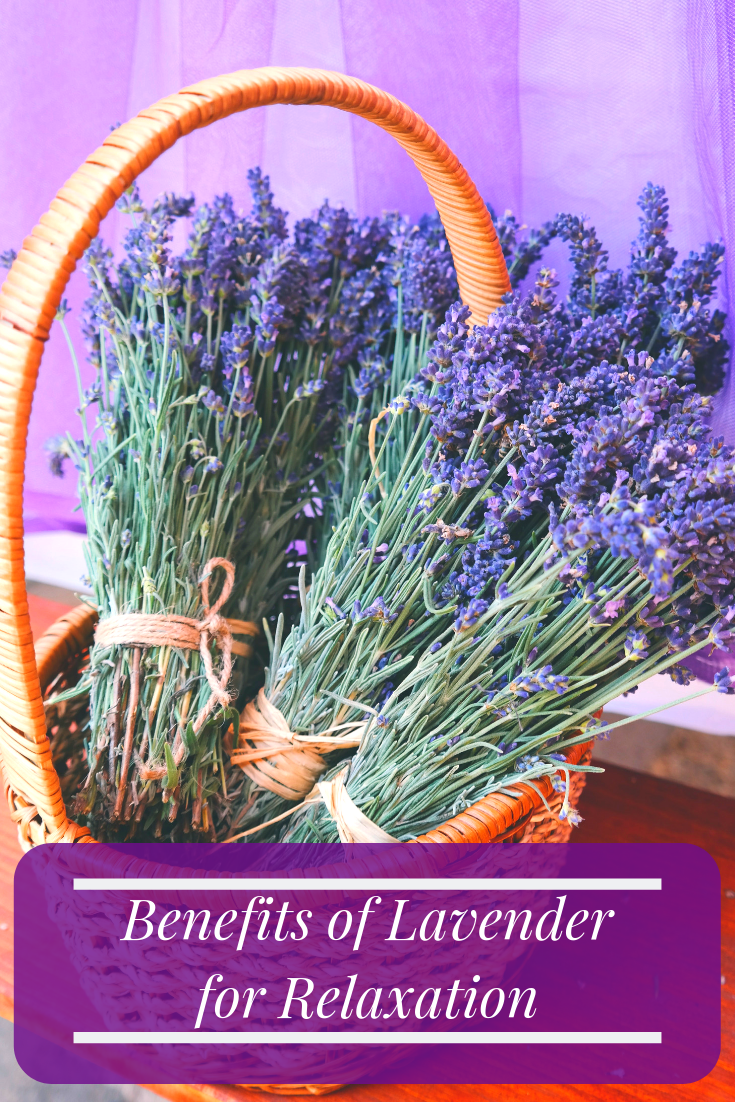Benefits of lavender for relaxation. #relax #stressfree #lavender #essentialoils