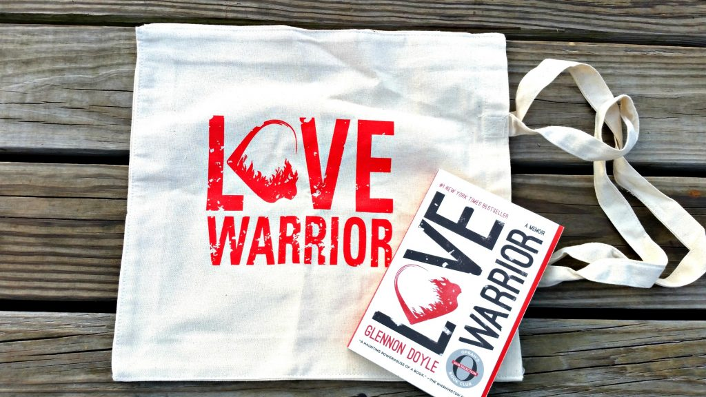 Glennon Doyle's Love Warrior — Oprah Book Club Selection — #1 New York Times Bestseller via @agirlsgottaspa #PLYogaBBxx #sponsored