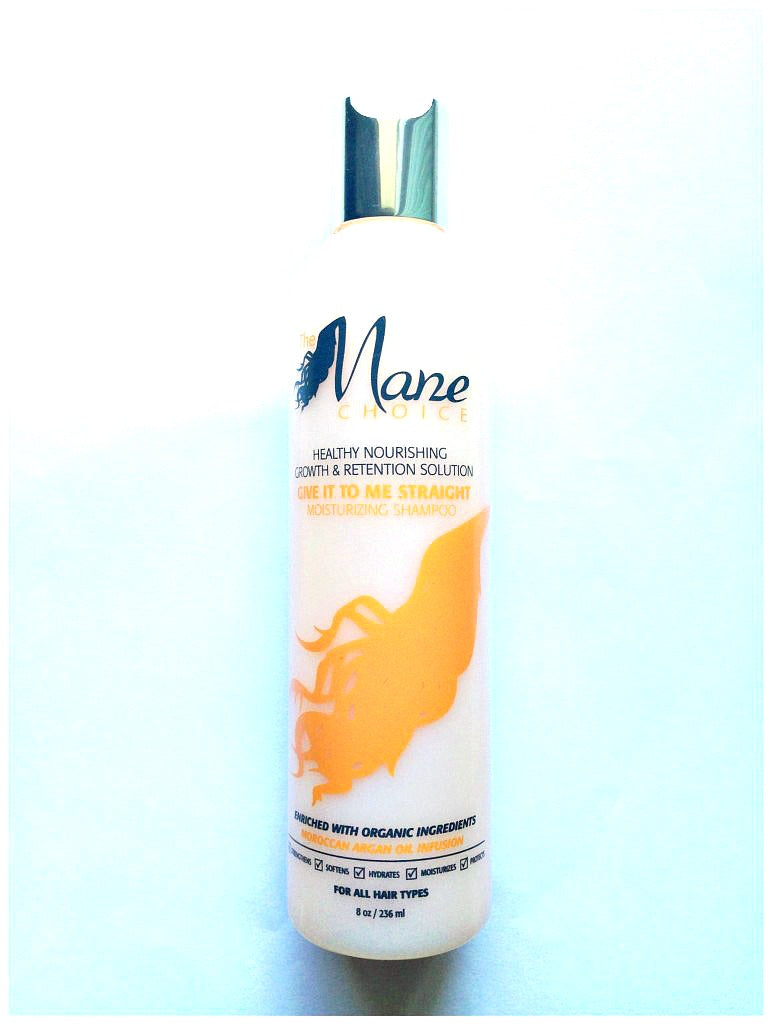 Mane Choice Shampoo via @agirlsgottaspa #beauty