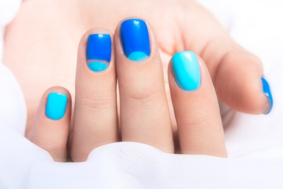 Reader question - what's the best nail polish color for vacation? via @agirlsgottaspa