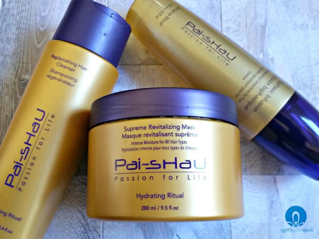 Spa-like hair care from Pai-Shau - love it! via @agirlsgottaspa