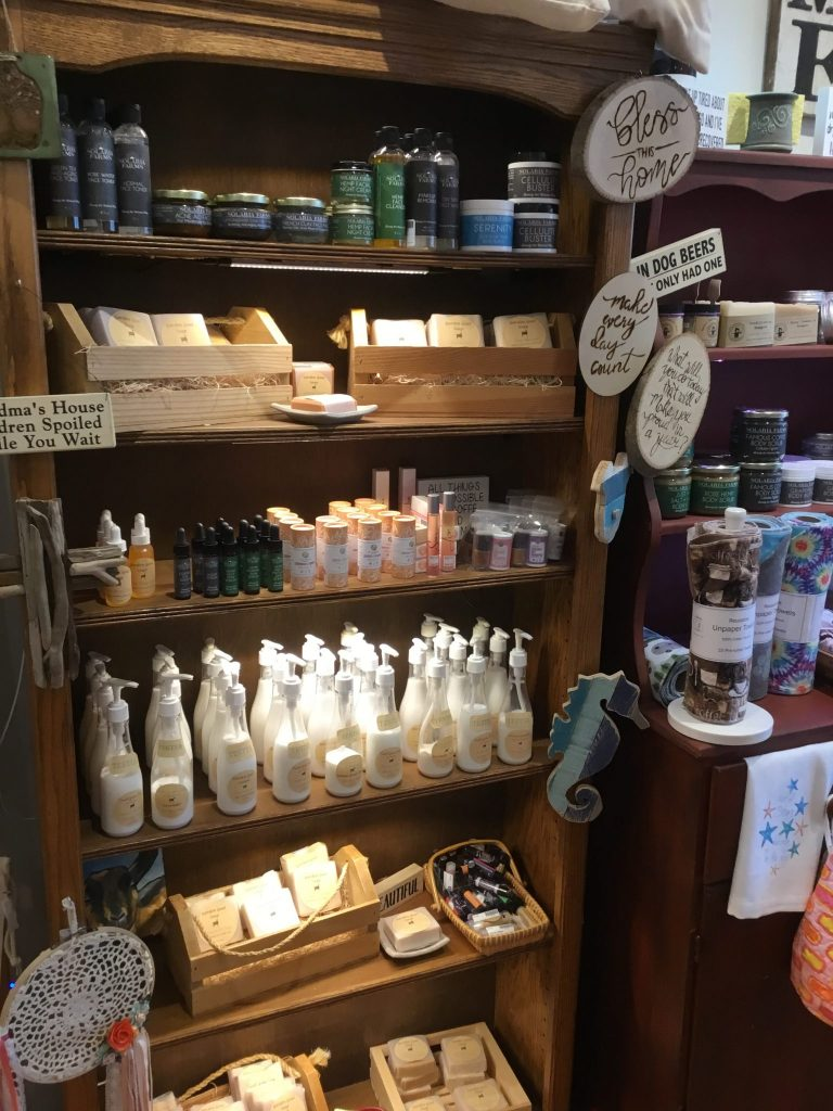 A Girl's Gotta Spa! rollerball perfumes now at Purple Aardvark in Chatham, NJ