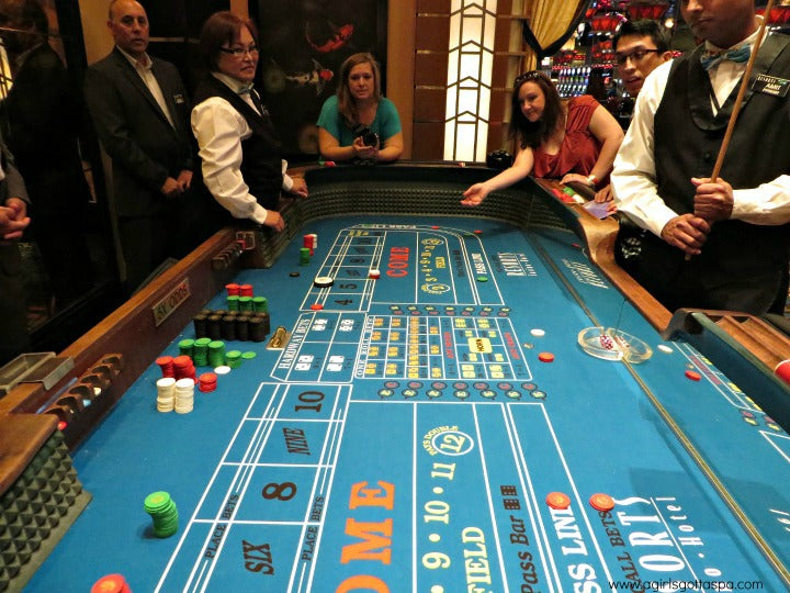 Craps at Resorts Casino #DoAC