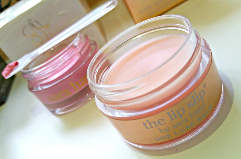 Sara Happ the lip slip review via @agirlsgottaspa