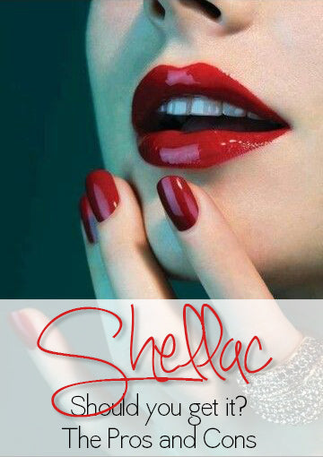 Pros and Cons of Shellac (TONS of comments on this post - good and bad!)