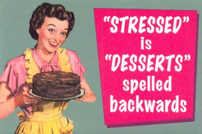 Stress eating! Overcoming it.