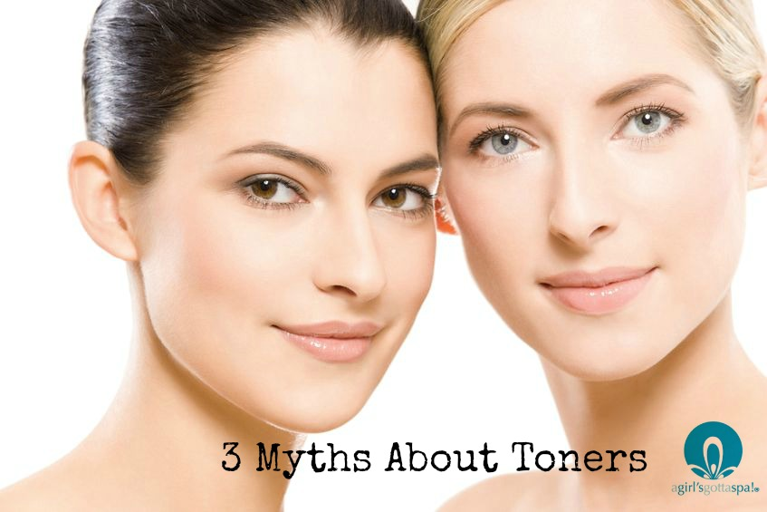 Which of these myths have you believed about using toner? via @agirlsgottaspa