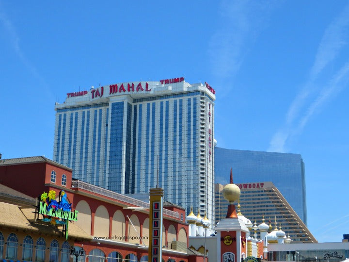 Trump Taj Mahal Atlantic City #DoAC