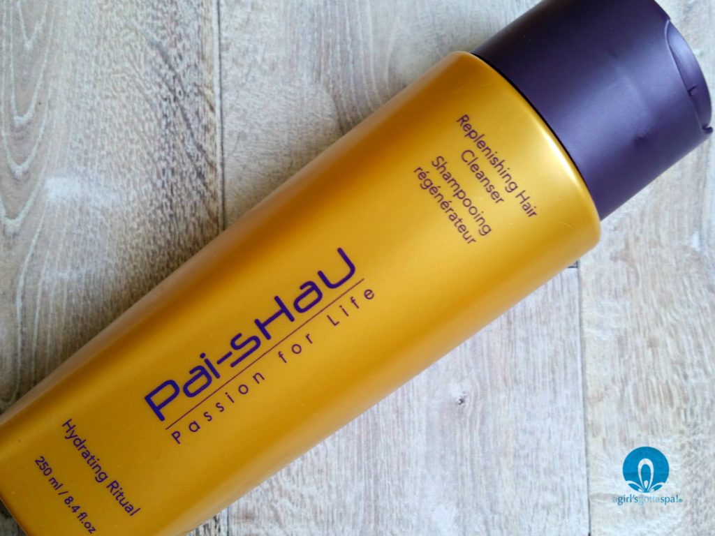 Love this cruelty free shampoo from Pai-Shau. Review on @agirlsgottaspa