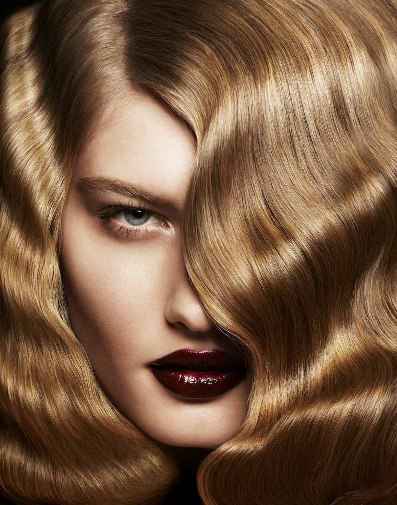 Winter Hair Care Tips from Ruth Roche #haircare