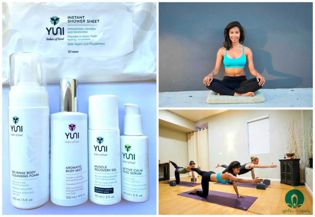 Review of Yuni - yoga inspired skin care via @agirlsgottaspa