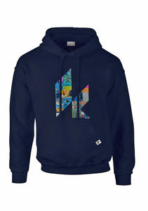 K-Klass Album Artwork Long Sleeve Hoodie