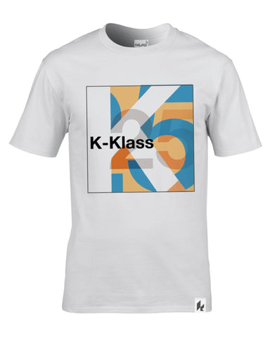 K-Klass - 25 Year Artwork - Short Sleeve T-Shirt