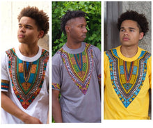 Load image into Gallery viewer, Adult Dashiki T-Shirts (Assorted Dozen)