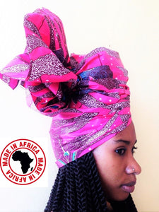 Ankara Headwraps (Assorted 20pcs)